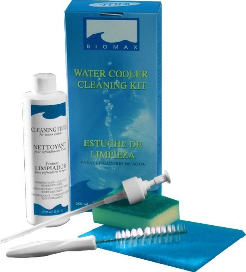 Biomax Water Cooler Cleaning Kit